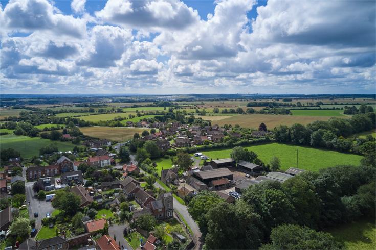 Photograph of Alkborough, North Lincolnshire