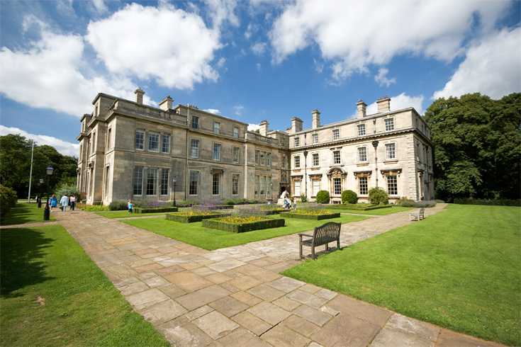 Photograph of Normanby Hall