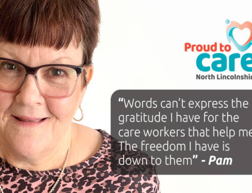 Pam's Story – How Care Matters to Me